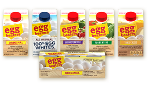 Egg Beaters are basically liquid egg product. #eggnutritionfacts