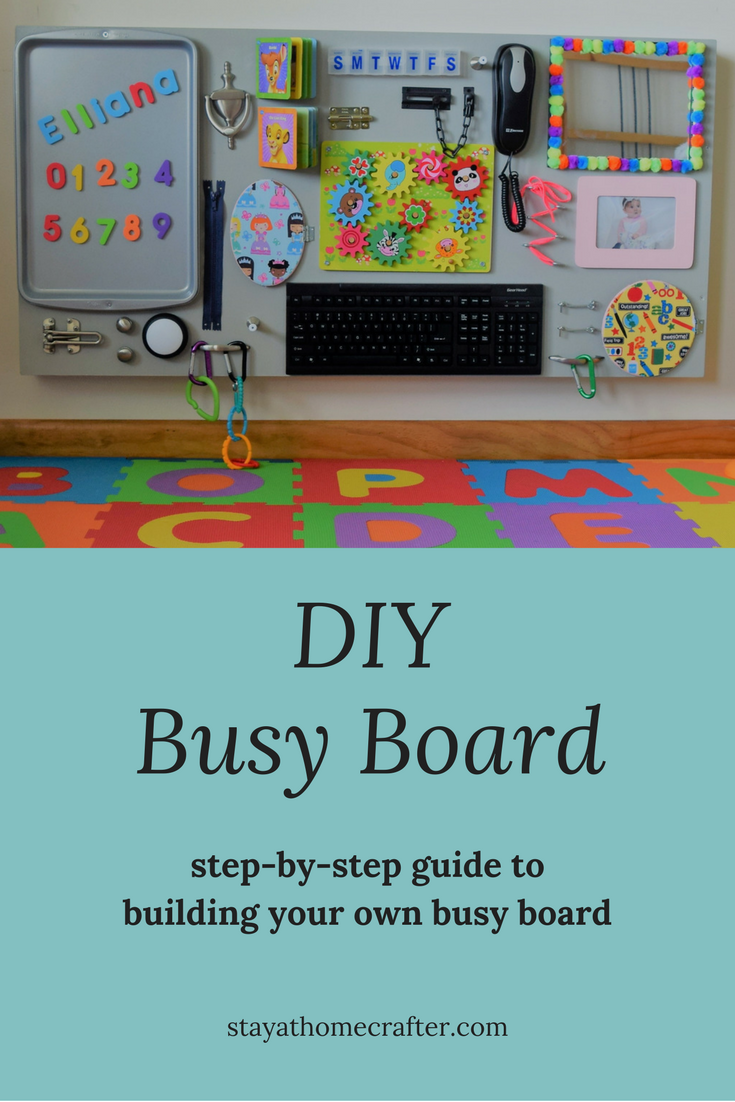 DIY Busy Board images