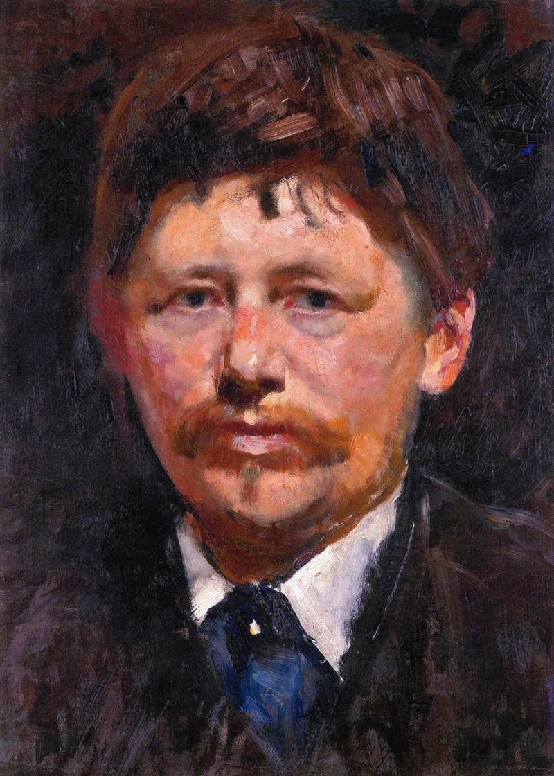 Edvard Munch Andreas Singdahlsen 1883 Edvard Munch Munch Painting