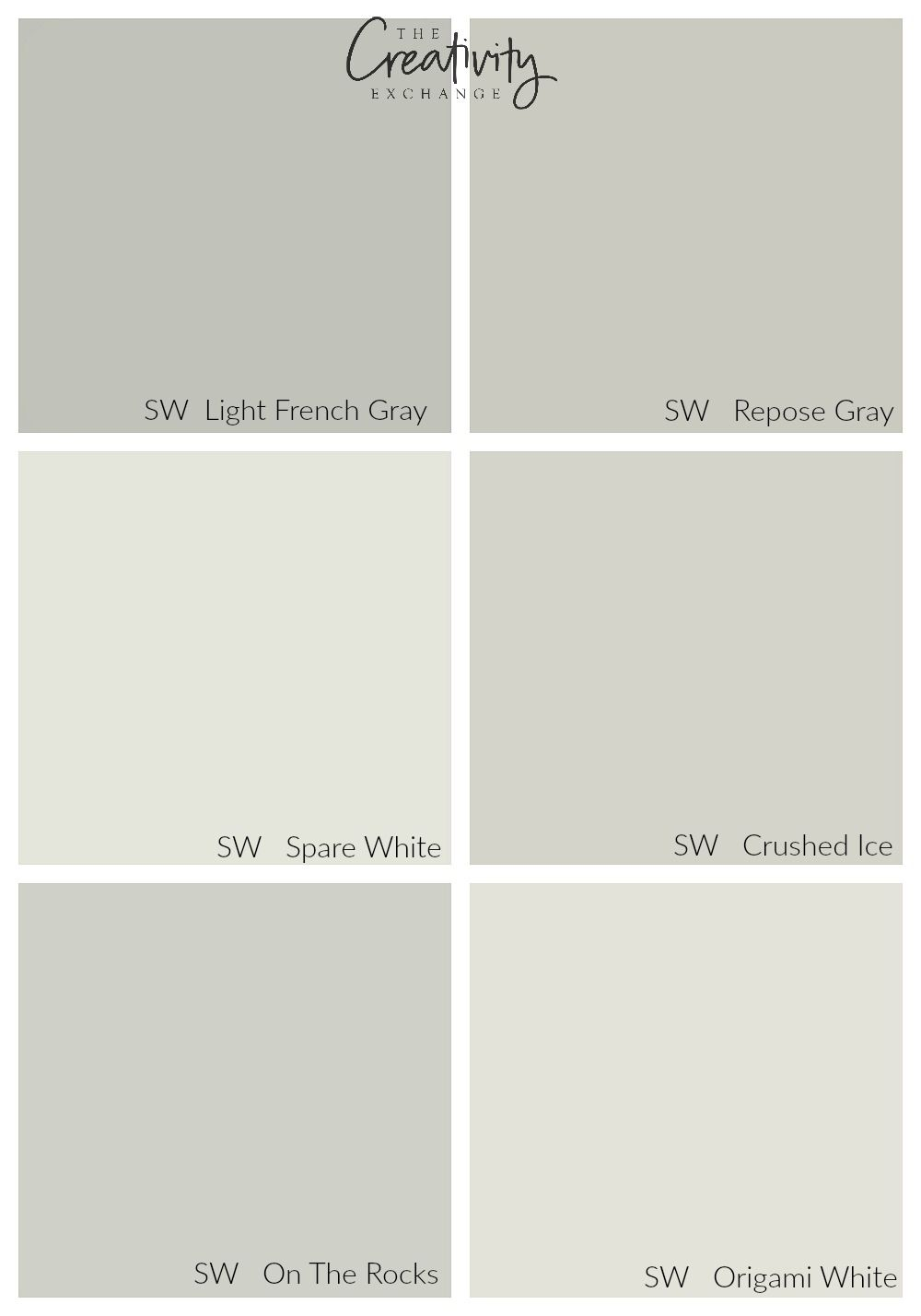 Sherwin Williams Light French Gray Color Spotlight Gray Paint