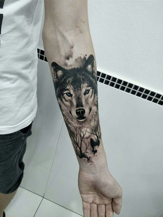 25 Inspiring Coolest Forearm Tattoos Trend All Day - Adzkiya Website