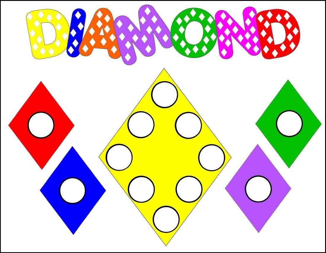 Diamond Dot Activity