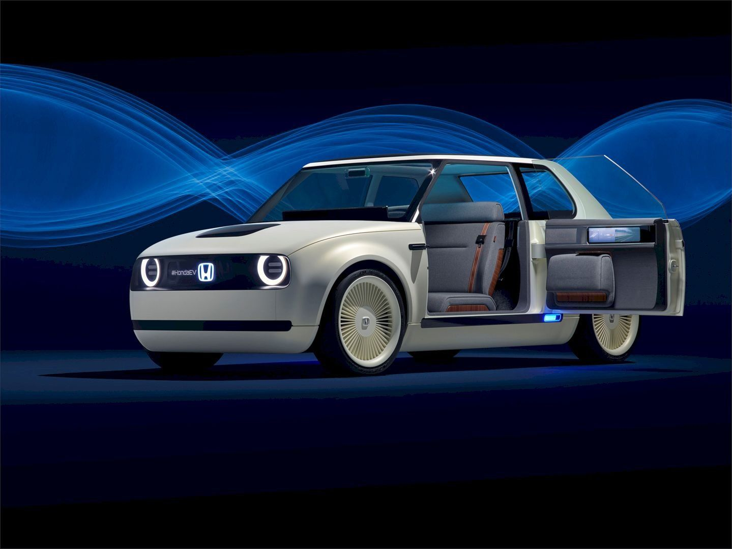 Honda Urban Ev Concept The Best Urban Ev On The Market Concept