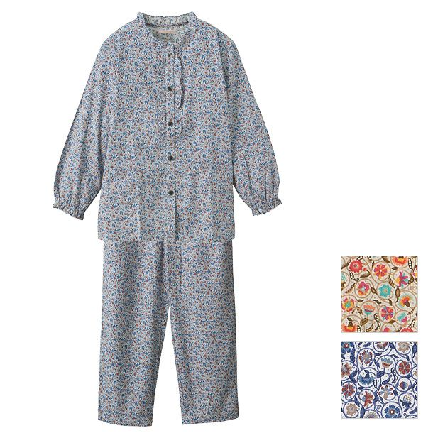 Liberty print Cotton Pajama