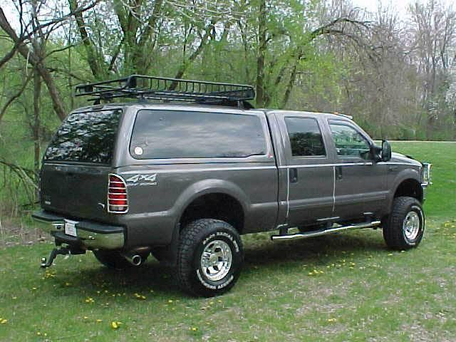 Ford 4x4 With A R C Leer Or Snugtop Cap Men S Fashion