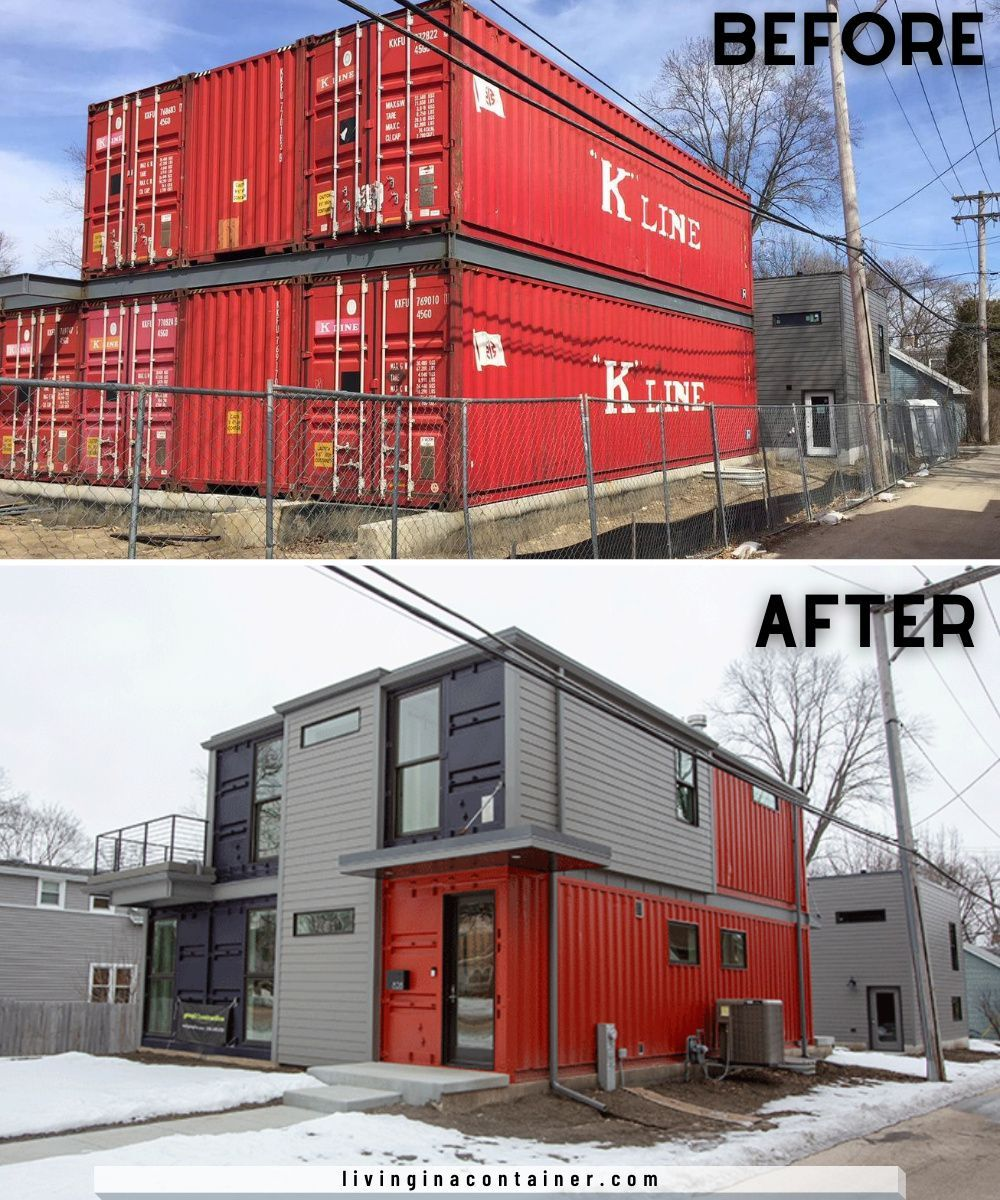 What Is A Shipping Container