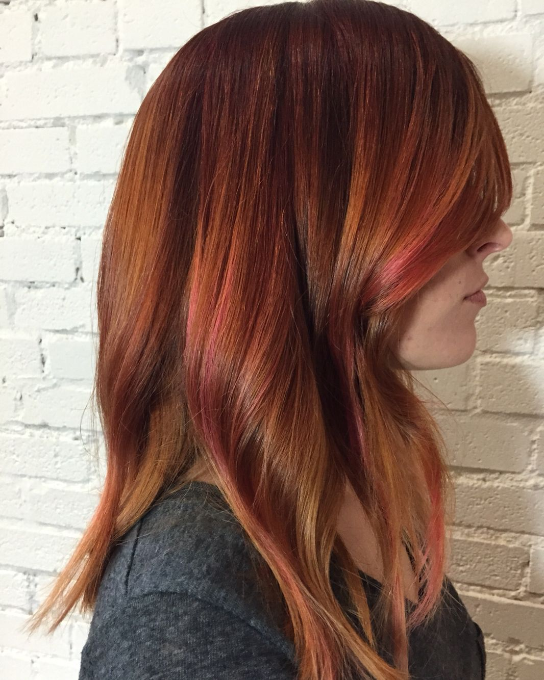 Hair by Kristen Linares httpwwwkristenlinarescom Based in St