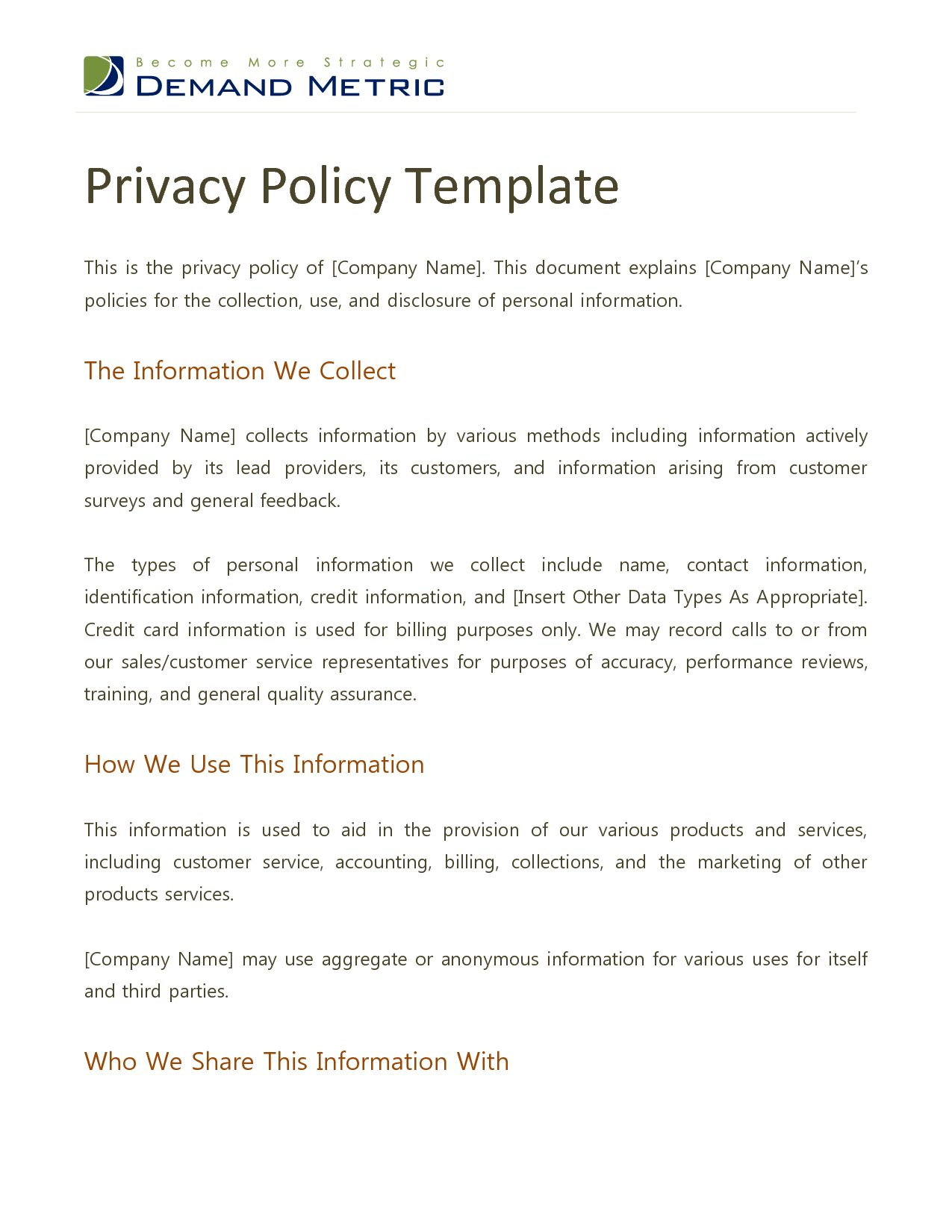 Best Photos Of Privacy Policy Template Website Privacy For Credit Card Privacy Policy Template Cume In 2020 Policy Template Website Template Business Plan Template