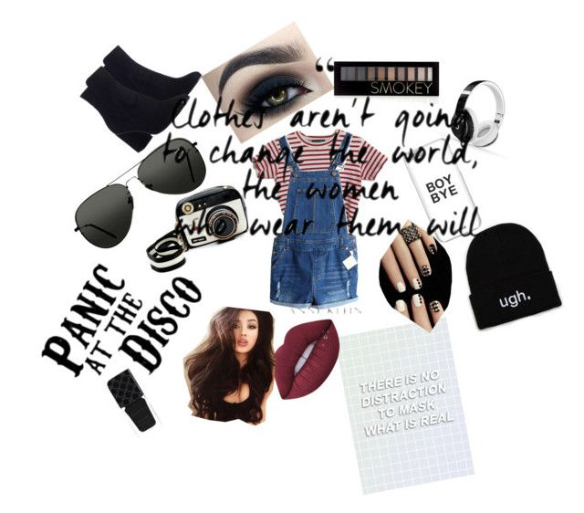 """""""Untitled #26"""" by vintagegabbi on Polyvore featuring Topshop, Zimmermann, Betsey Johnson, Lime Crime, Forever 21, Gucci and Beats by Dr. Dre"""