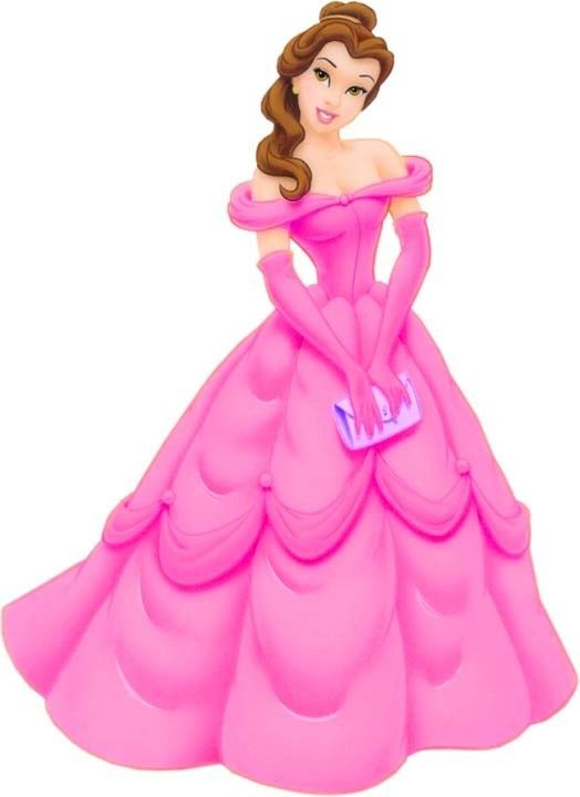 Disney Belle in Pink