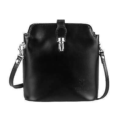 Photo of ITALY LADIES LEATHER BAG shoulder bag smooth leather evening bag …