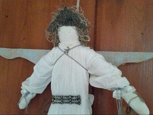 Guardian Angel by Niki Fretwell
