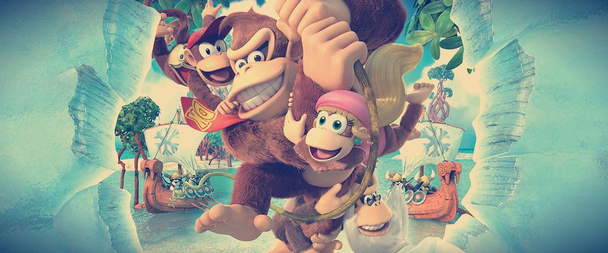 Análisis: Donkey Kong Country – Tropical Freeze.