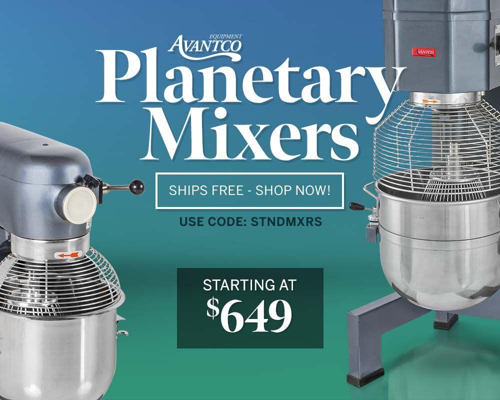 Avantco mixers restaurant supplies restaurant