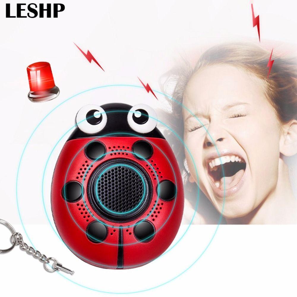 130db antiattack alarm personal loud self defense alarm