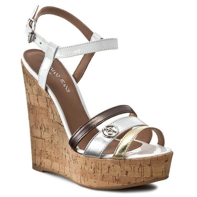 Sandale BUGATTI - Tanja V4780-5G Taupe 182 - Sandale de zi