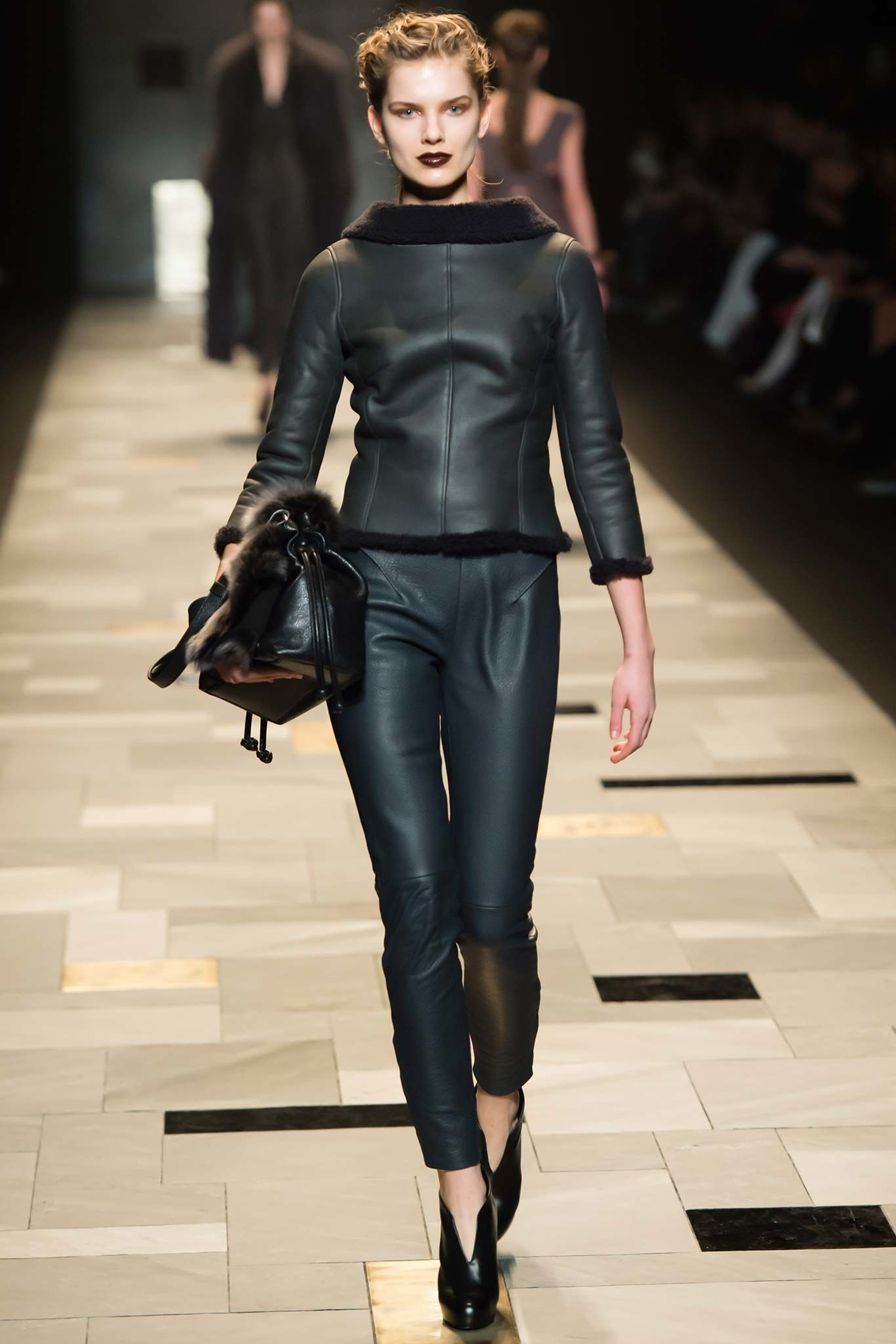 Trussardi Fall 2015 Ready-to-Wear Collection Photos - Vogue