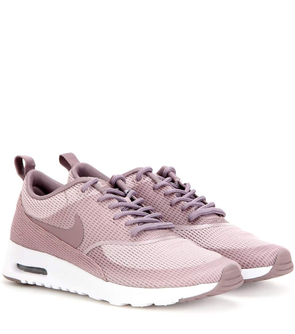 mytheresa.com - Baskets en toile Nike Air Max Thea Txt - Luxe et Mode 0bb376da041f