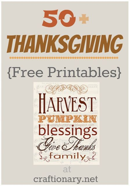 image about Thanksgiving Printable Decorations referred to as 50 Thanksgiving Programs (Totally free Printables) All Elements