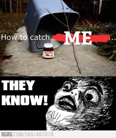 always  Nutella