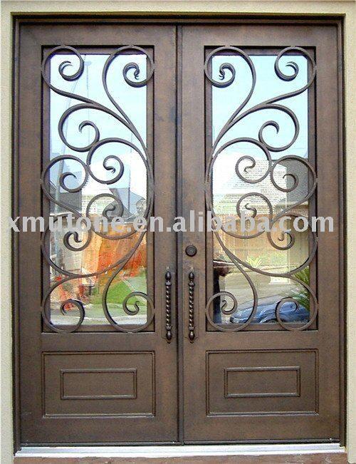 instalação de grade de ferro em hall de entrada em casa - Pesquisa - puertas de entrada