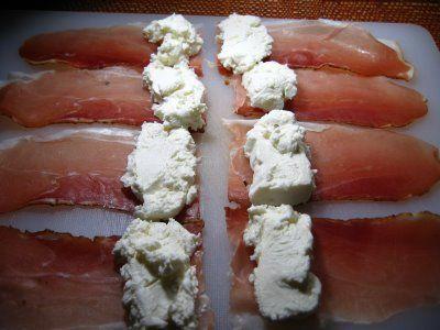 A Tavola con Mammazan: Idee per una cena preparata in anticipo.....