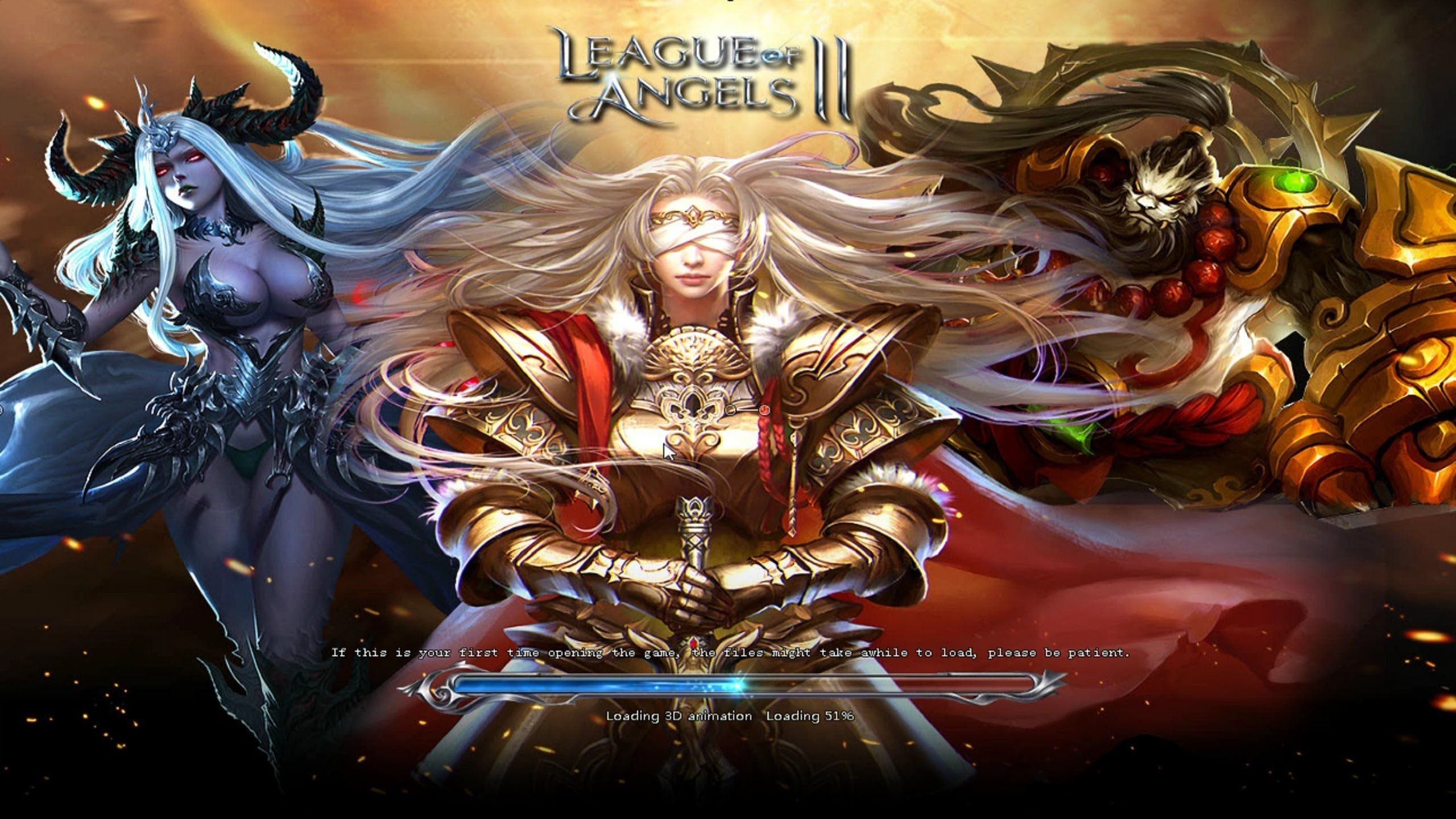League of Angels League Online Games League of