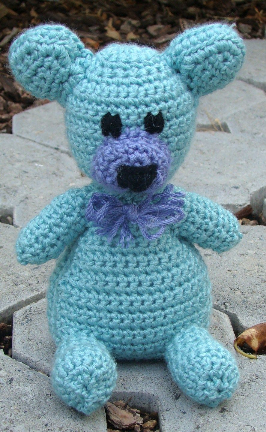 Free Crochet Patterns! This Crochet Animal makes for great gifts ...