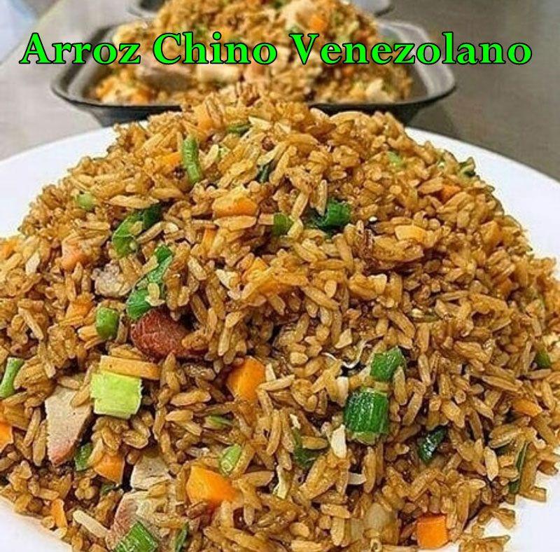 8 Ideas De Arroz Chino Venezolano Herr Arroz Chino Comida Venezolana Comida Tipica De Venezuela
