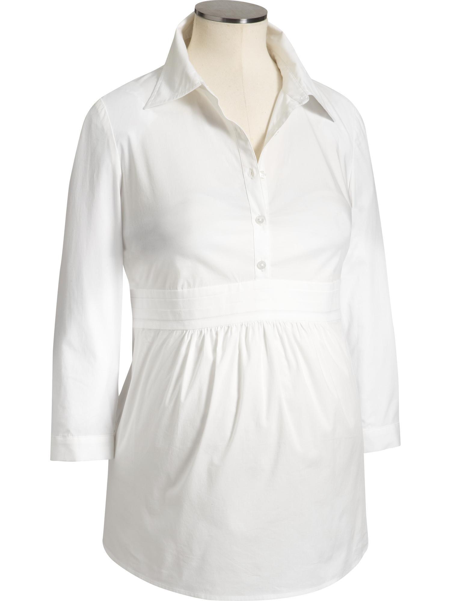 072b928f479 Old Navy. Maternity Shirt-Collar Tops.  27.50