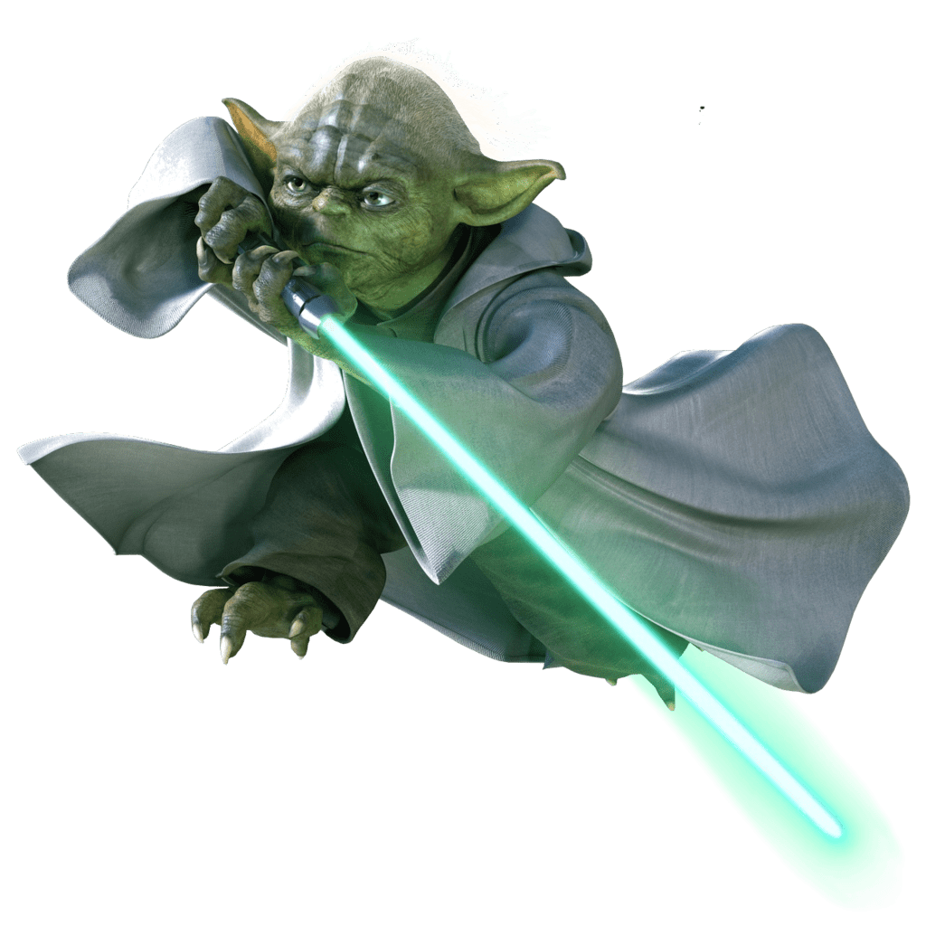Yoda Flying Yoda Wallpaper Yoda Art Star Wars Art