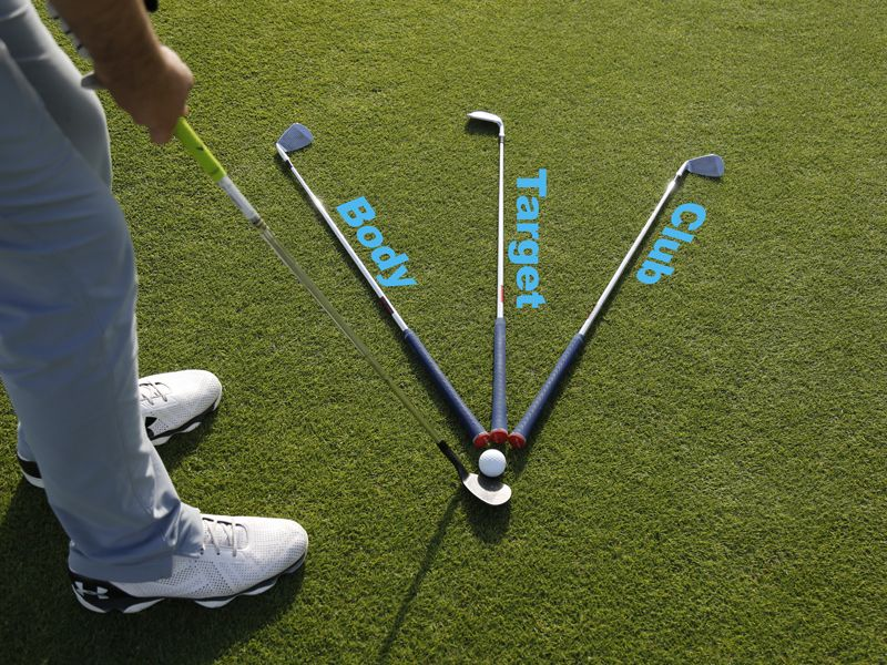 Rick Shiels offers his flop shot made easy lesson. With
