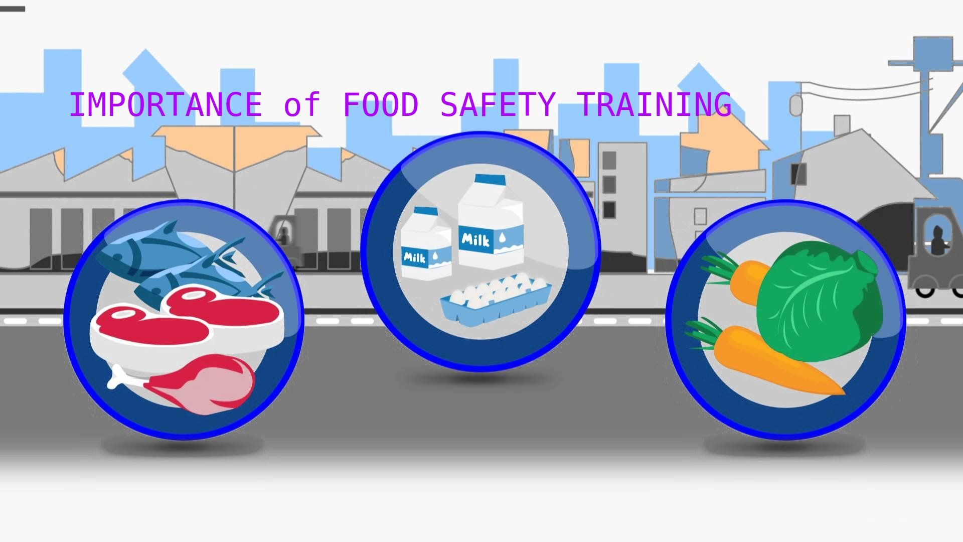 Importance of Food Safety Training 1. Reduce the risk of