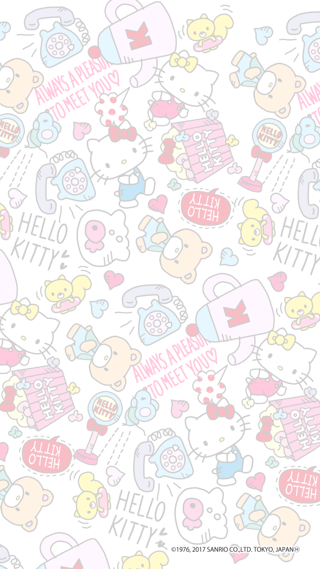 Sanrio Wallpapers From Homebuzz Launcher Please Don T Repost The