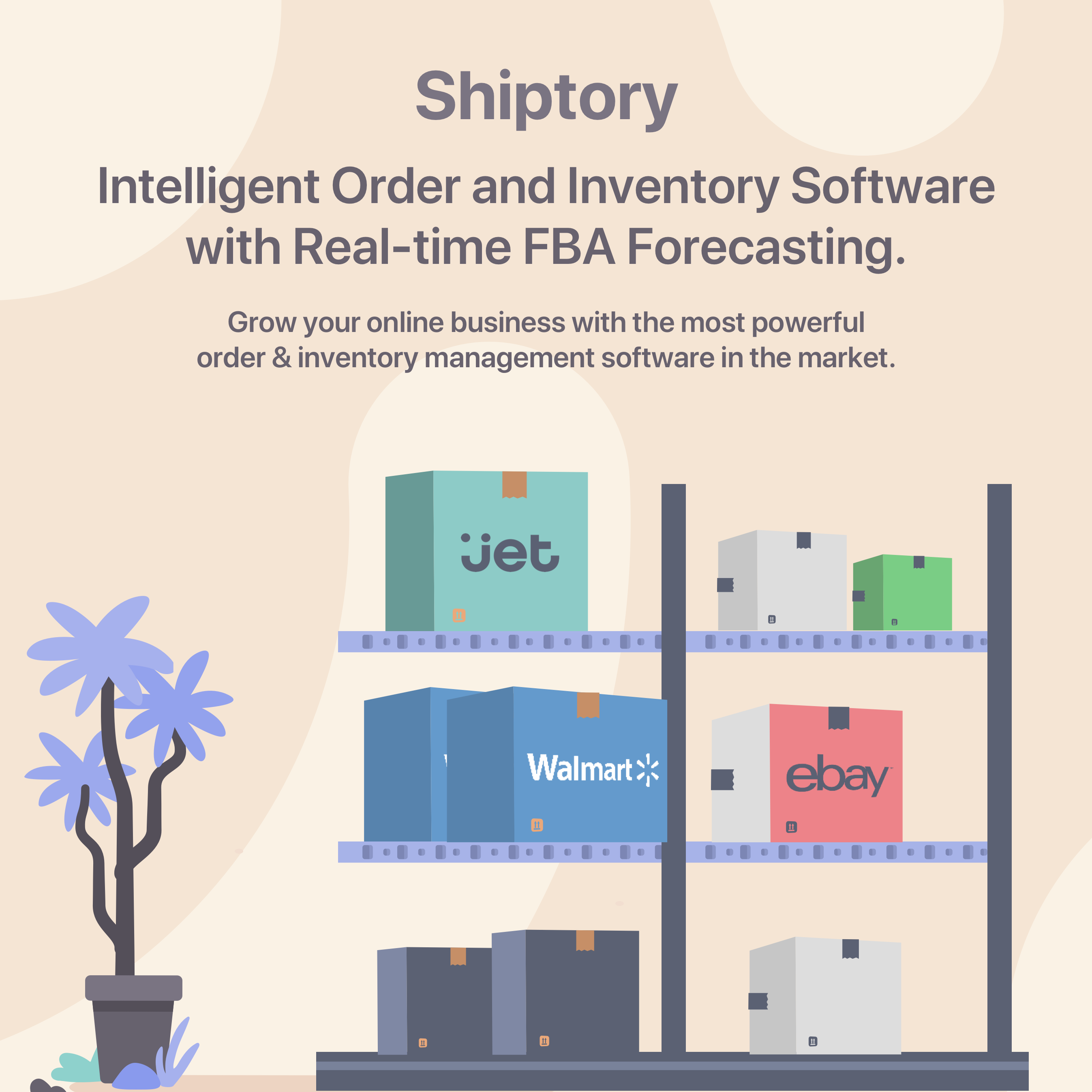Intelligent Order and Inventory Software with Real-time FBA