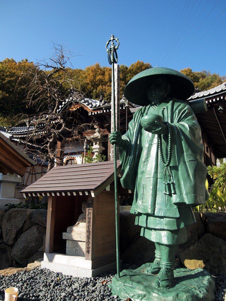 Miyuki temple  (Matsuyama-city, Ehime-pref, Japan)