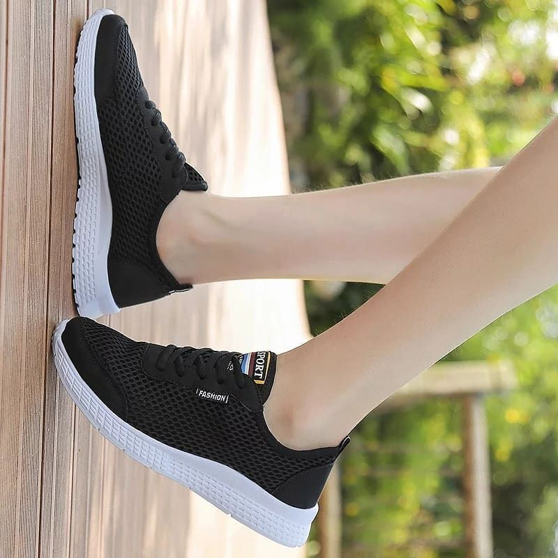 #womenshoes #womensfashion #womenstyle #forsale #breathable mesh #sneakers 20% Discount+Free shippin...