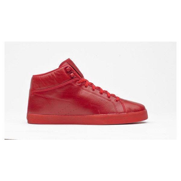 Tyga x Reebok Classics T-RAWW Signature Sneaker ❤ liked on Polyvore ... 0155c1f0263e