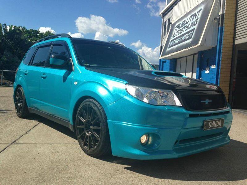 (SOLD) Subaru Liberty Sedan 1999 Green Sedan, Sell car