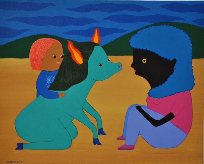Adoro! Quero outro artista Carla  Barth
