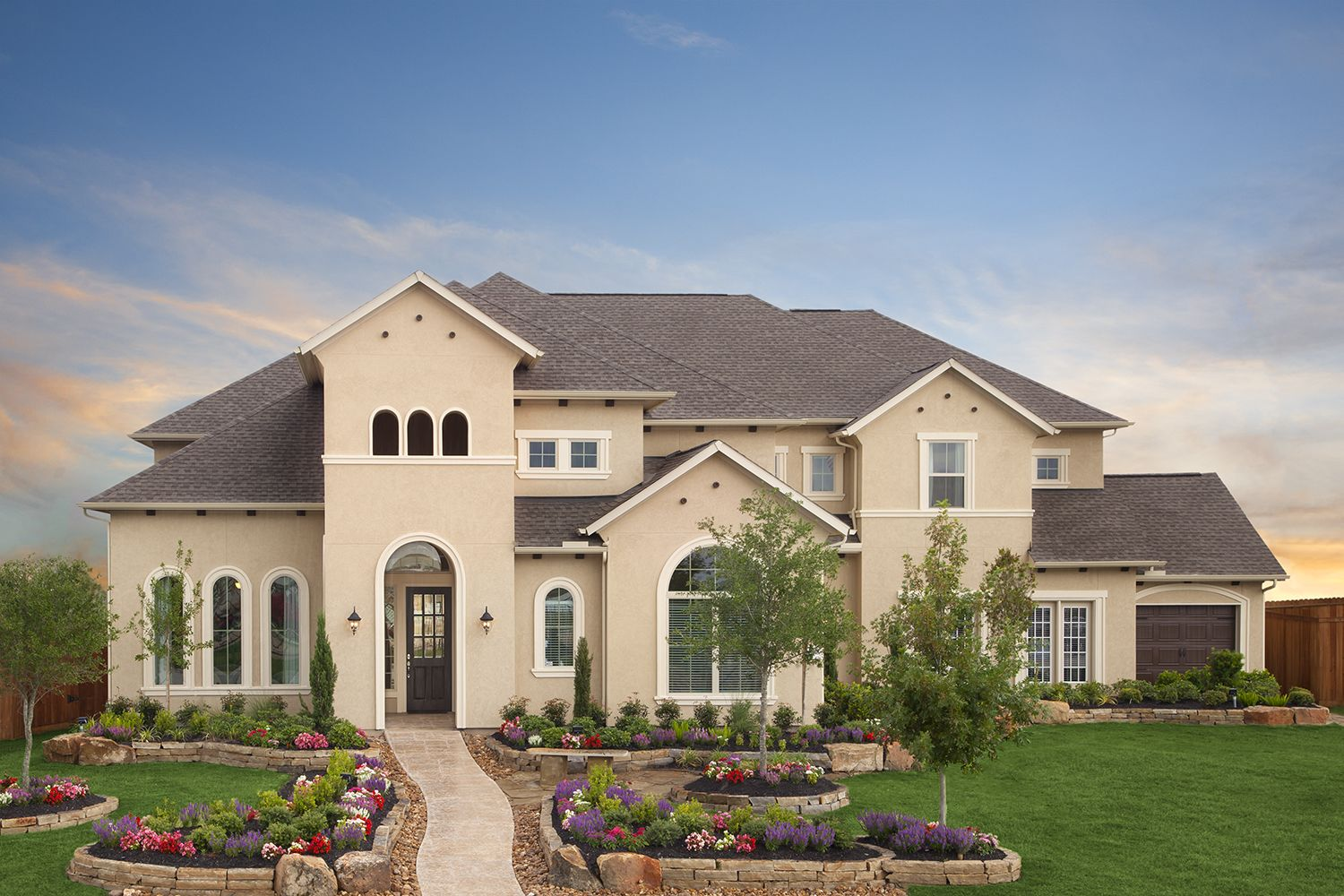 Coventry Homes in Towne Lake Cypress, TX Design 8310