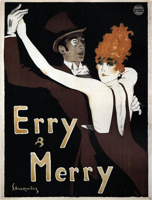 Walter Schnackenberg. Erry & Merry. 1920 by kitchener.lord, via Flickr