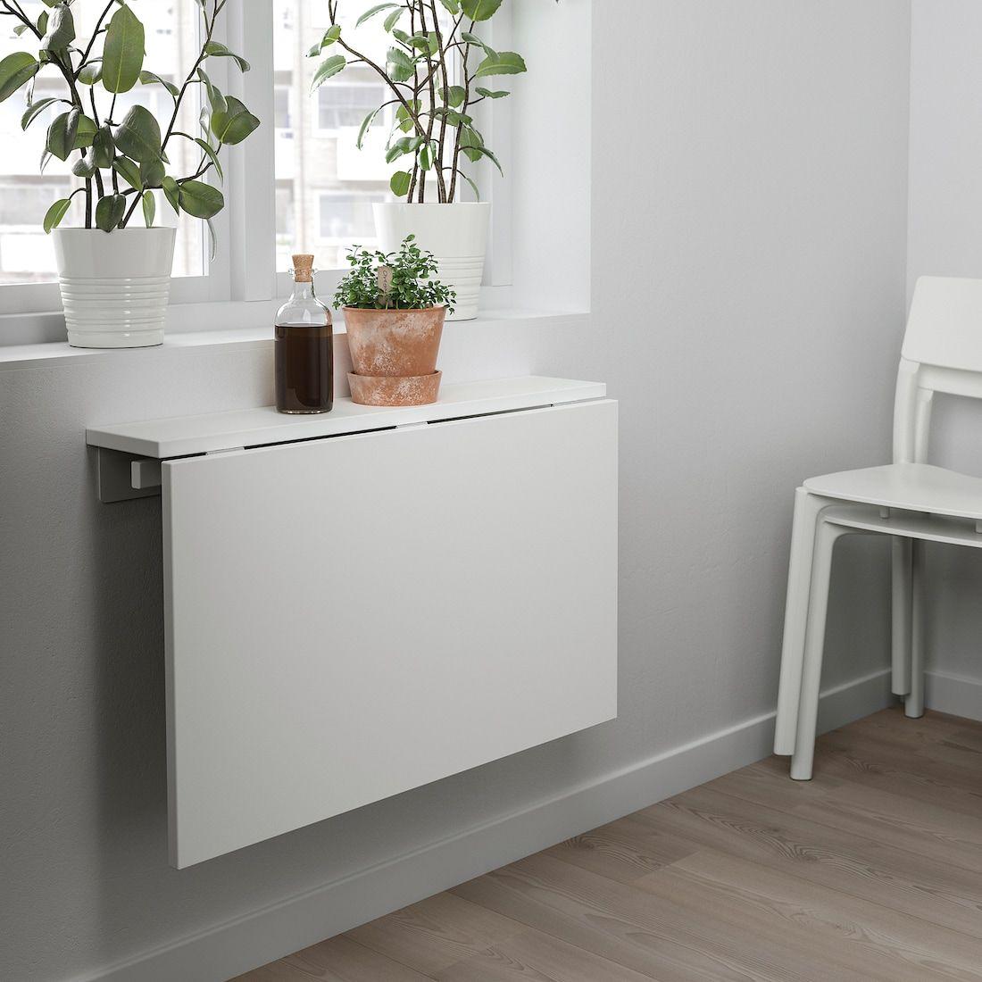 - NORBERG Wandklapptisch - Weiß - IKEA Deutschland Em 2020 (com