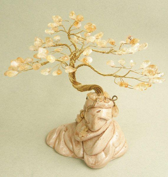 Дерево счастья - Бонсай Горный (S-75) с корнями | бонсай ...