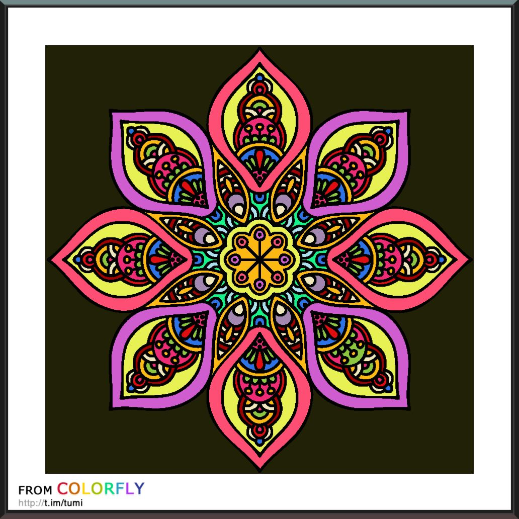 Colorfy coloring book for adults free online - Find This Pin And More On Colouring In Colorfy And Colorfly Colorfly Coloring Book For Adults Free