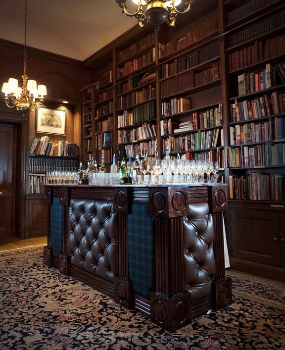 52 Splendid Home Bar Ideas To Match Your Entertaining: Not Sure If This Masculine #bar Arrangement In The