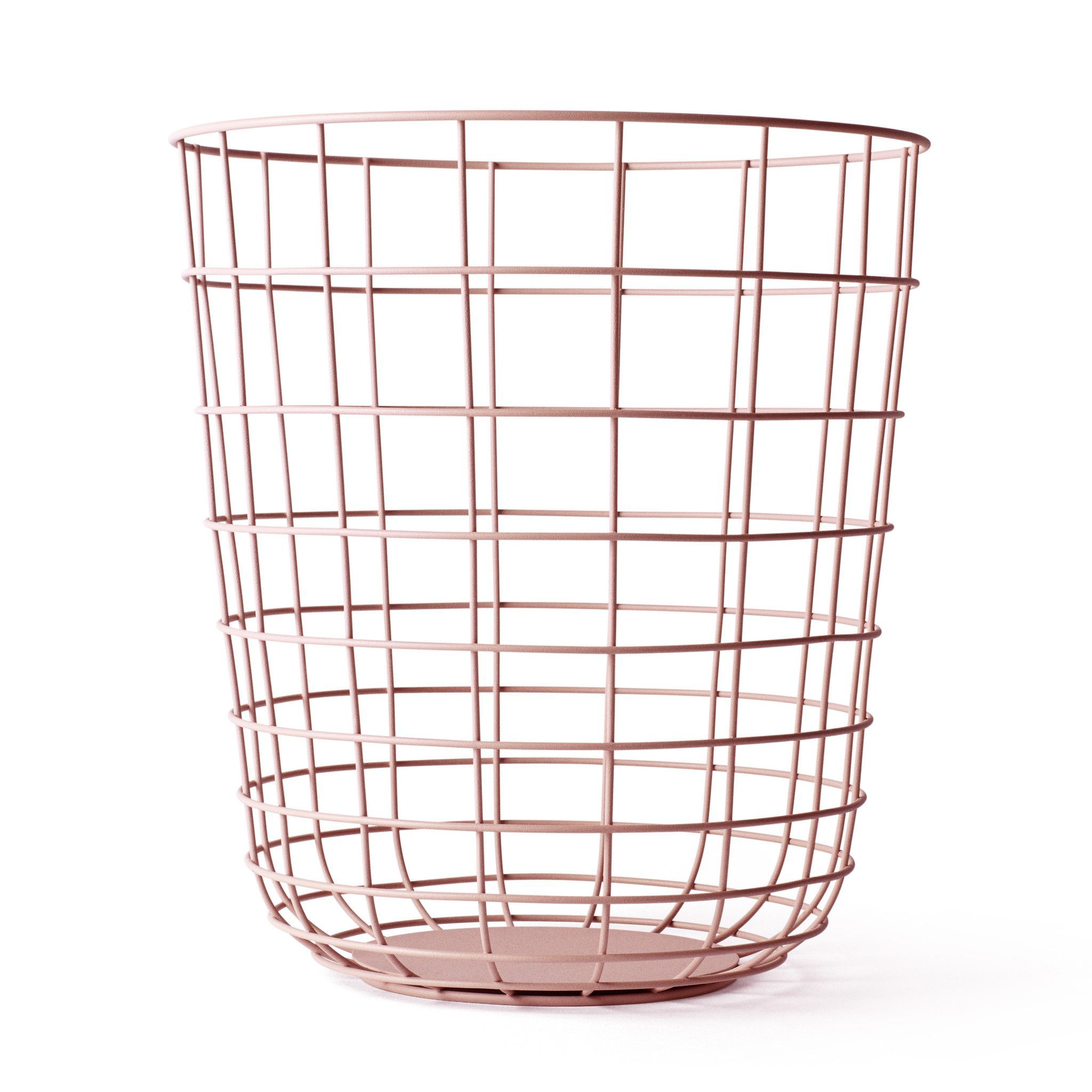 Peach Wire Basket | Room Insp | Pinterest | Wire basket and Room