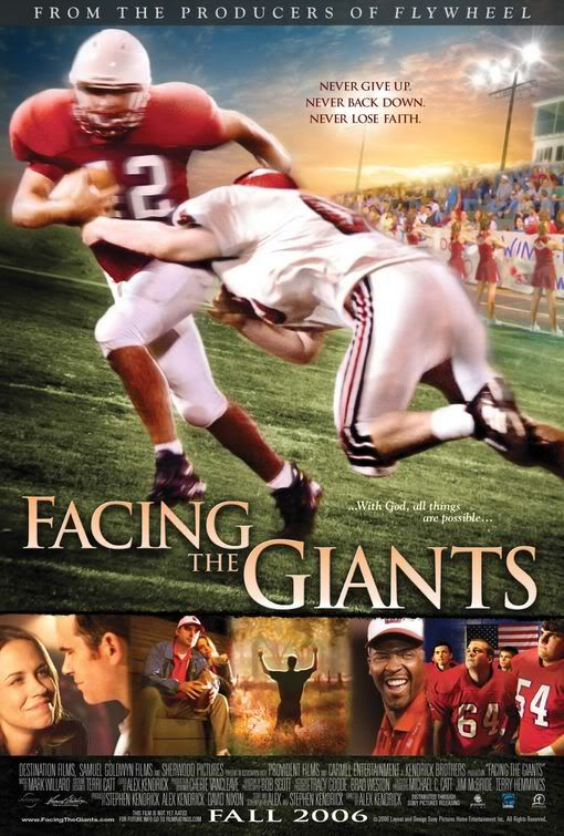 Facing The Giants Awesome Movie Filmed In Albany Ga Sherwood Baptist Church Christian Movies Inspirational Movies Facing The Giants