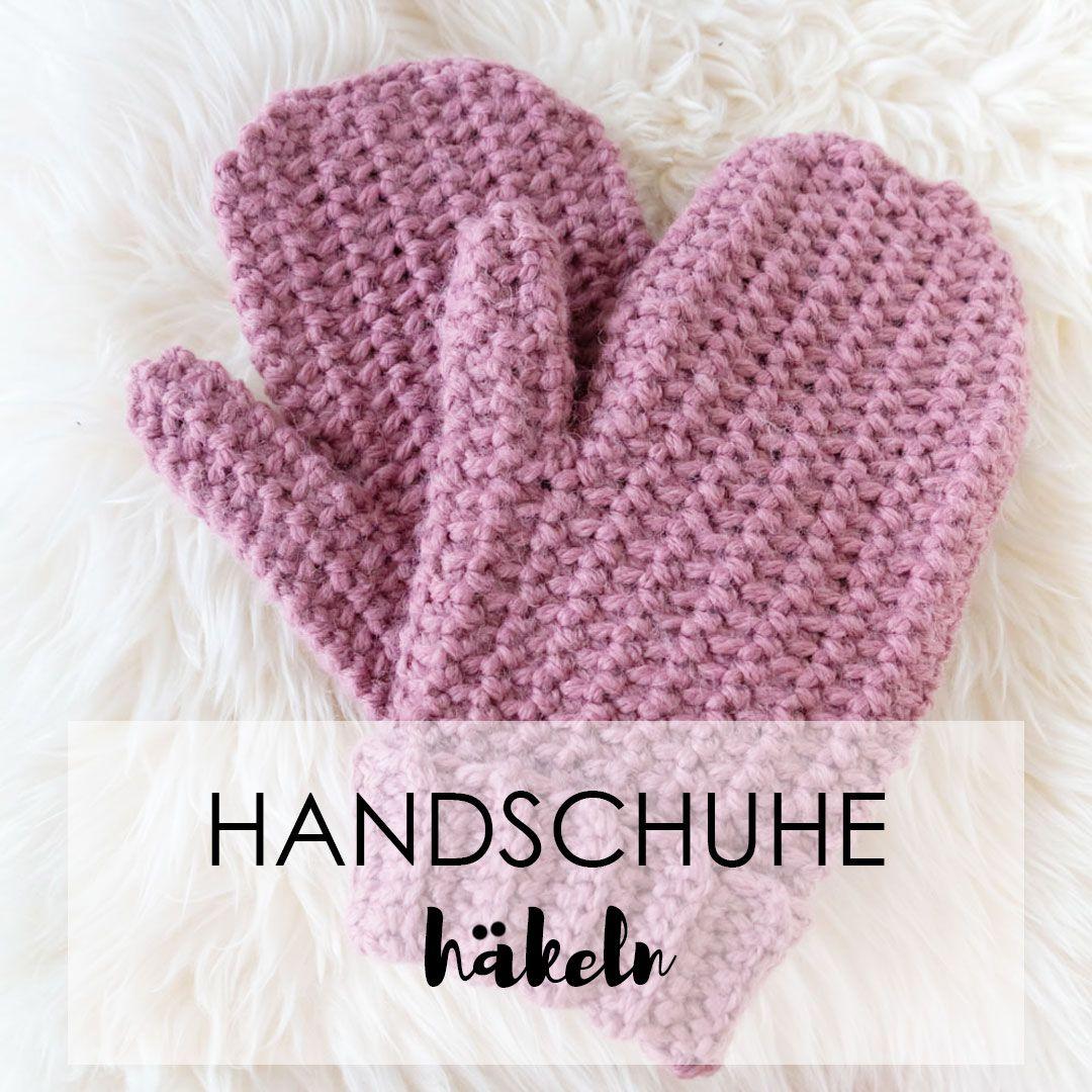 Photo of Einfache Handschuhe häkeln