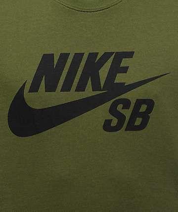 Nike Sb Logo Green T Shirt Nike Nike Wallpaper Nike Sb